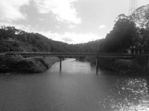 Lake Morris spillway